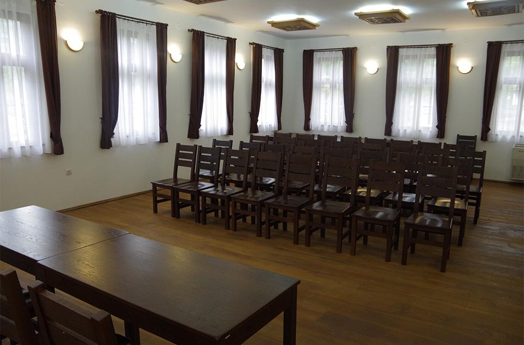 Зала за семинари и тиймбилдинги