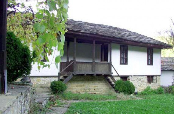 "Guest house ""Maria Savekova"", XIX c."