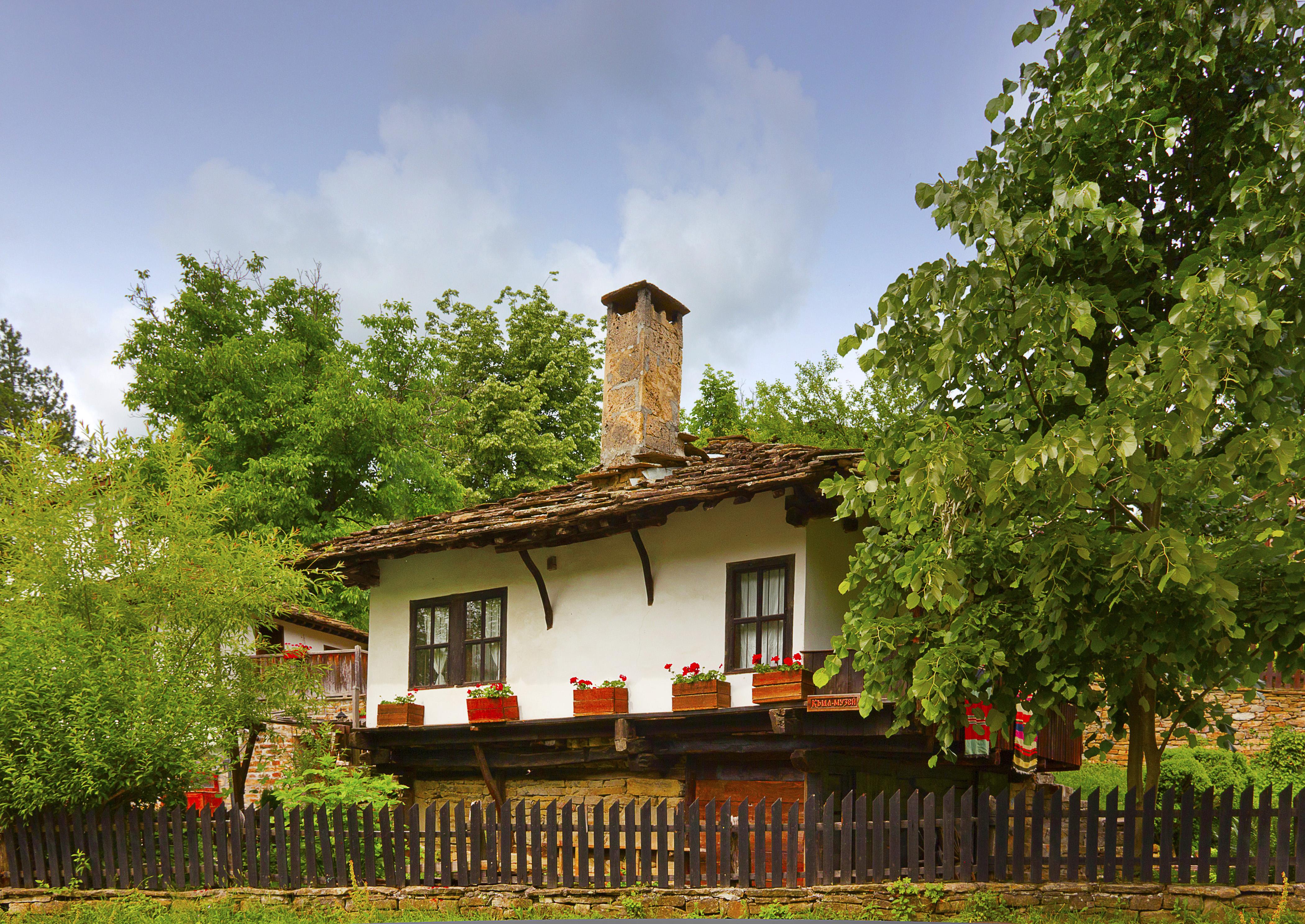 """Къща музей """"Баба Райна"""""""