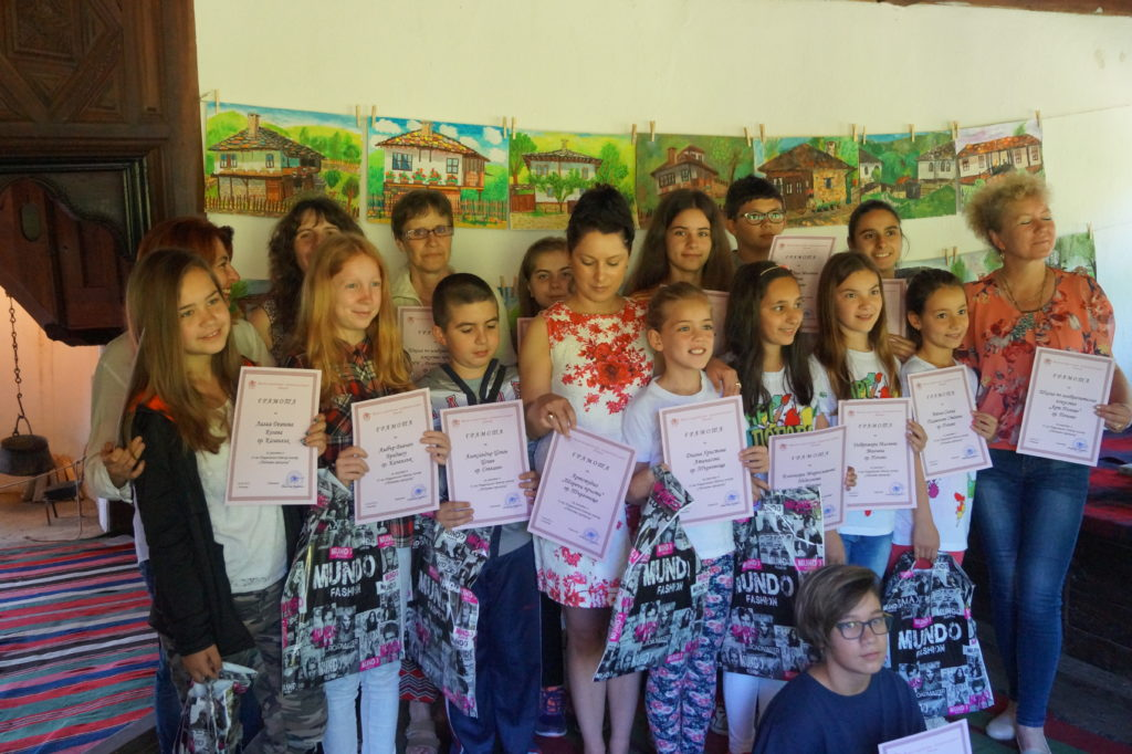 "31st National Children Plain air ""Sbadnata prikazka"""